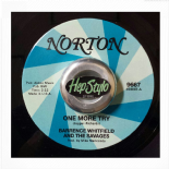 "45RE✦BARRENCE WHITFIELD ""One More Try""/ THE STOMPIN' RIFF RAFFS ""What A Shame""✦"